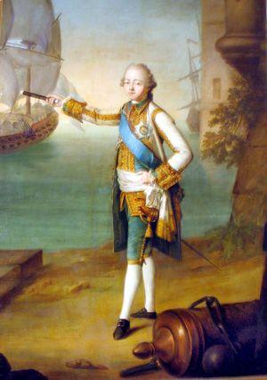 Павел I – генерал-адмирал русского флота