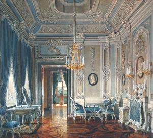 внутреннее убранство гатчинского дворца Гатчинский дворец - bankgorodov.ru