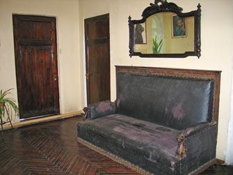 Дом Щербова в Гатчине