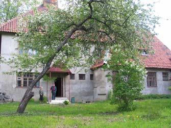 Гатчина. Дом П.Е. Щербова