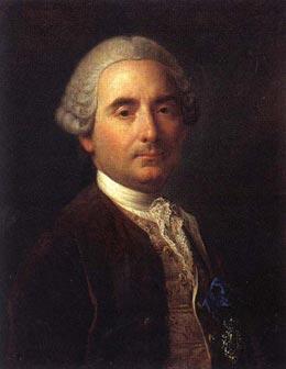 Ротари Пьетро Антонио. Автопортрет. 1756