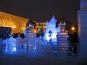 Санкт-Петербург. Ледяной дом. 48 кб