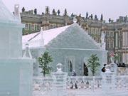 Санкт-Петербург. Ледяной дом. 50 кб