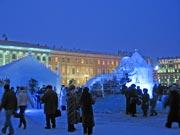 Санкт-Петербург. Ледяной дом. 46 кб