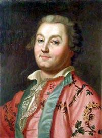 Гатчина при Григории Орлове. Письмо Г.Г. Орлова Ж.-Ж. Руссо. 1766