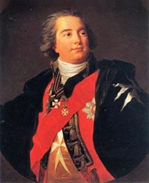 Неизвестный художник. Портрет графа Юлия Помпеевича Литты