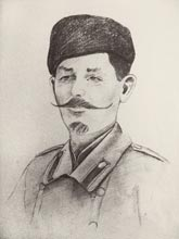 Егерь Андрей Николаевич Бабурин