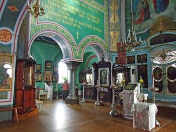 Гатчина. Церковь Покрова Пресвятой Богородицы в Егерской слободе. Фото Галины Пунтусовой
