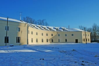 Здание бывшей суконной фабрики