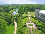 Фотографии гатчинского парка